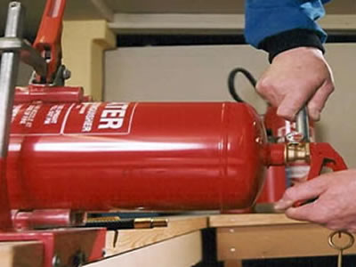 fire extinguisher servicing sheffield